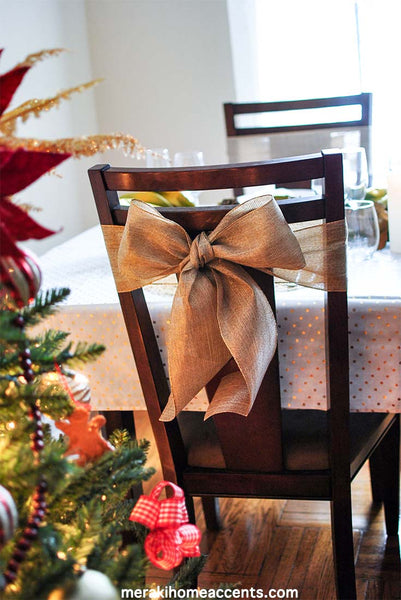 10 Tips for your Holiday Table Decor