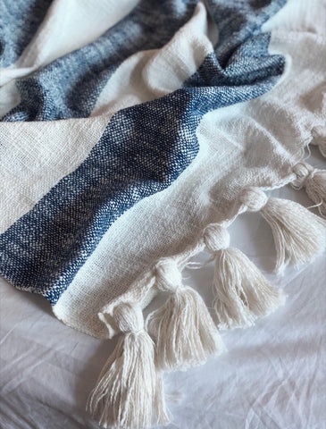 Artisan Made Throws // Sigrid & Co.