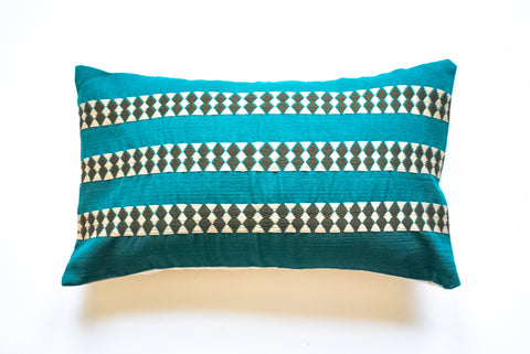 Volcanica Jade Accent Pillow