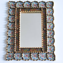 Load image into Gallery viewer, Rectangular Peruvian Accent Mirror