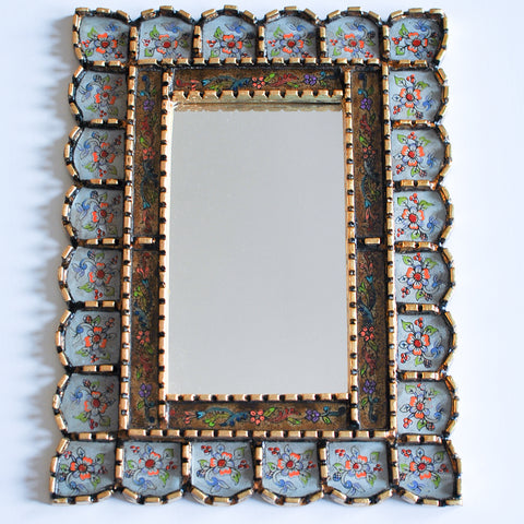 Small Peruvian Accent Mirror // Sigrid & Co.