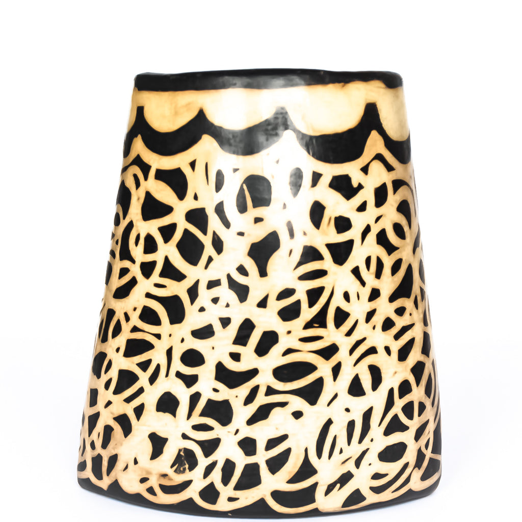 Lenca ceramic meraki home accents vase