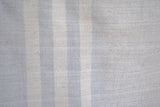 gray lady turkish linen towel in gray