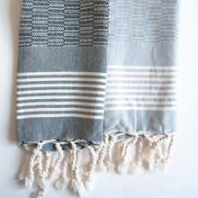 Load image into Gallery viewer, westport turkish hand towels set of two