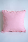 Flamingo Pink Accent Pillow