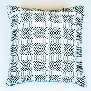 wool geometric accent pillow alternative down insert included