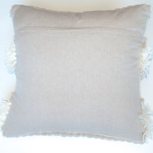Load image into Gallery viewer, neutral beige accent pillow alternative down insert included
