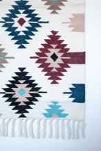 Load image into Gallery viewer, Handwoven Kilim Rug Multi Colors