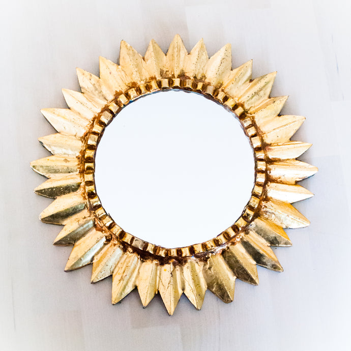 Sol Decorative Mirror Handcrafted in Peru