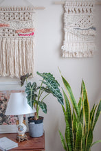 Load image into Gallery viewer, Macrame Wall Hanging in Neutral