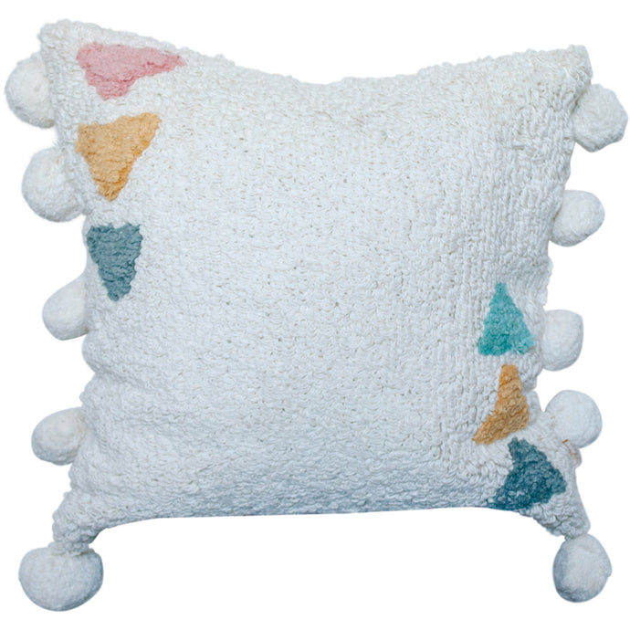 Diamond Washable Decorative Pillow