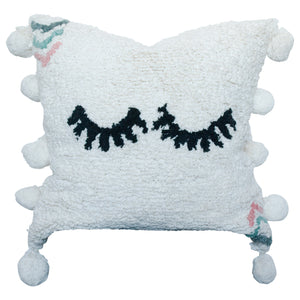 Snooze Washable Decorative Pillow