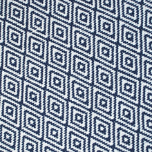 Load image into Gallery viewer, modern accent rug in blue