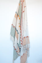 Load image into Gallery viewer, Handwoven Accent Throw in Neutrals