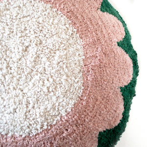 Rosa Washable Floor Pillow