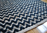 natural jute and wool meraki home accents rug