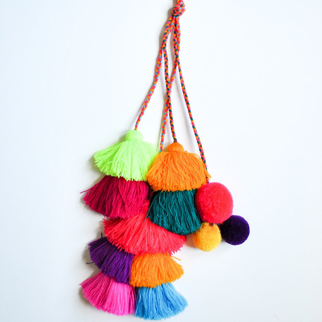 Handbad Decor Tassel