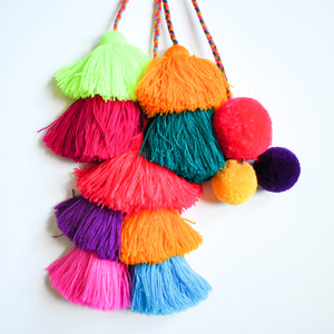 Doorknob Decorative Tassel