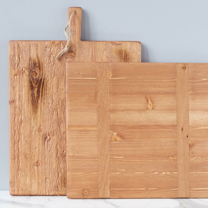 Natural Pine Charcuterie Boards
