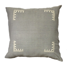 Load image into Gallery viewer, Newport Smoky Blue Pillow