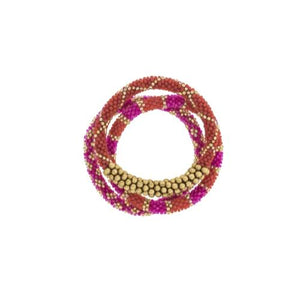 Statement Roll-On Bracelets, Carousel - Aid Through Trade