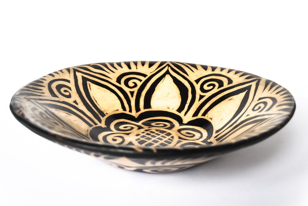 Santa Lucia Decorative Bowl