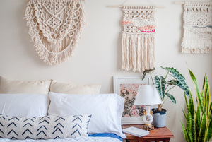 Macrame Wall Hanging in Neutral