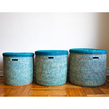 Load image into Gallery viewer, Storage Baskets - Set of 3