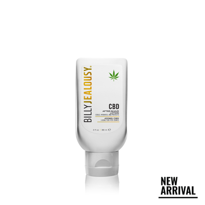 CBD After-Shave Lotion