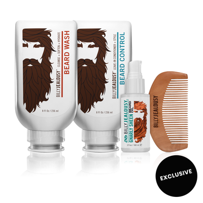 Long Beard Bundle