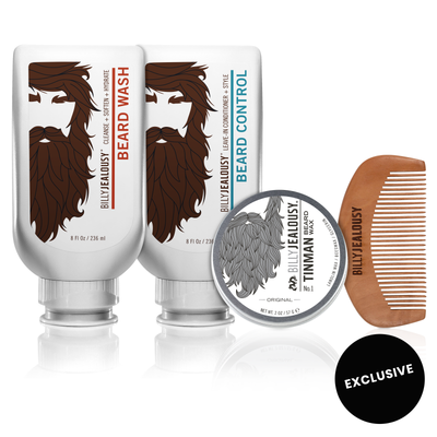 Medium Beard Bundle
