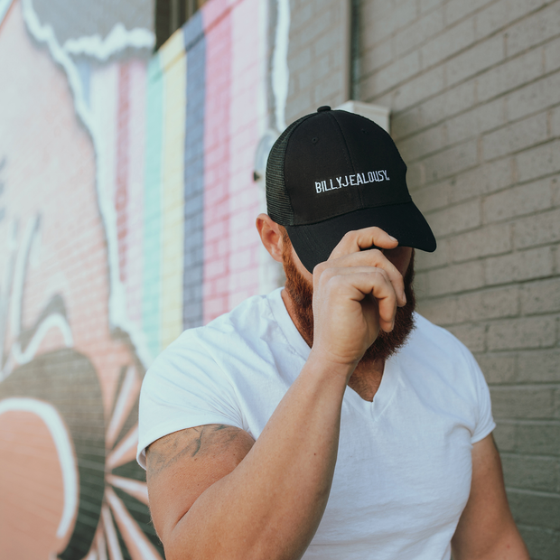 Billy Jealousy Trucker Hat