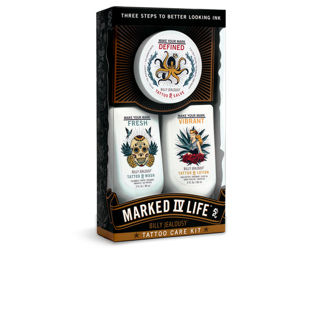 Marked IV Life Tattoo Care Kit