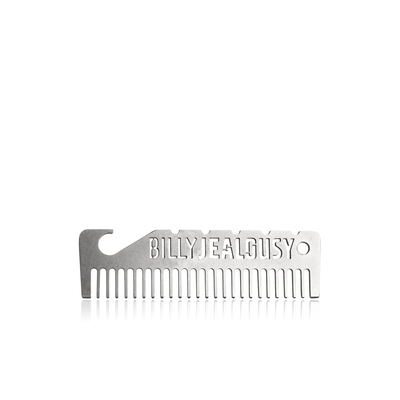 Billy Jealousy Pure Titanium Laser Cut Comb