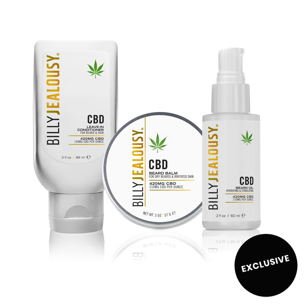 CBD Beard Bundle