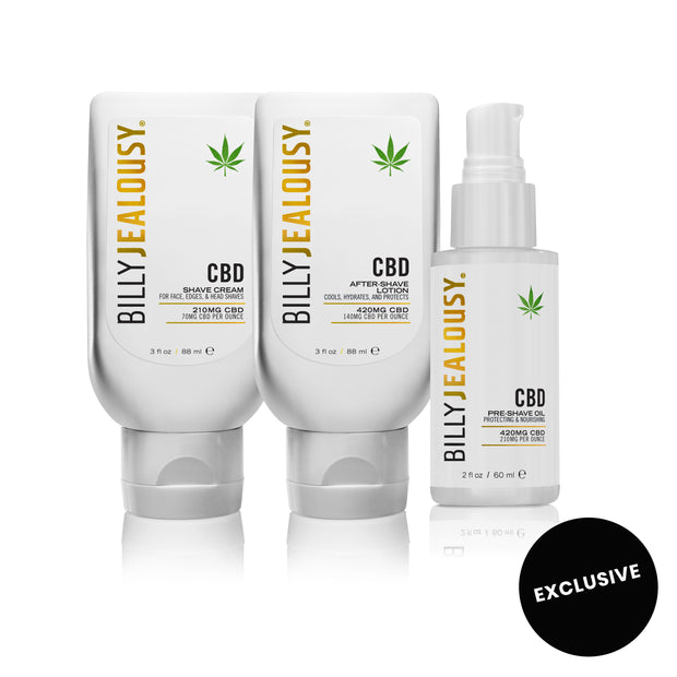 CBD Shave Bundle