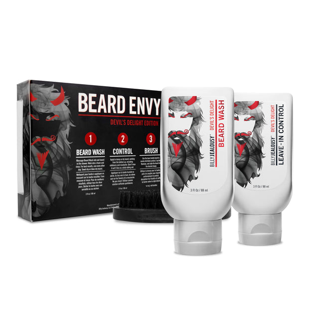 Devil's Delight Beard Kit