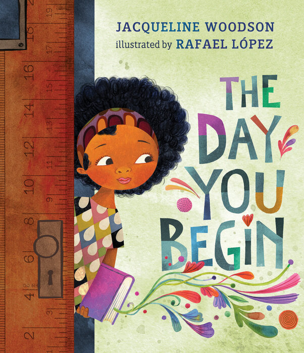 The Day You Begin (English)