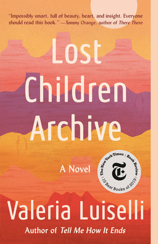 Lost Children Archive (English)