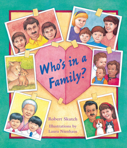 Who's in a Family (English)