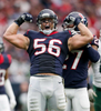 Brian Cushing named finalist for Rooney Award