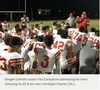 Bergen Catholic wins season opener, but offense inconsistent running 2-QB system