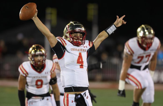 No. 3 Bergen Catholic over Irvington - Football recap