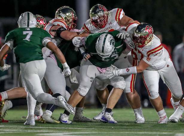 Vito Campanile tops brother, Nick, in family affair as Bergen Catholic rolls past DePaul