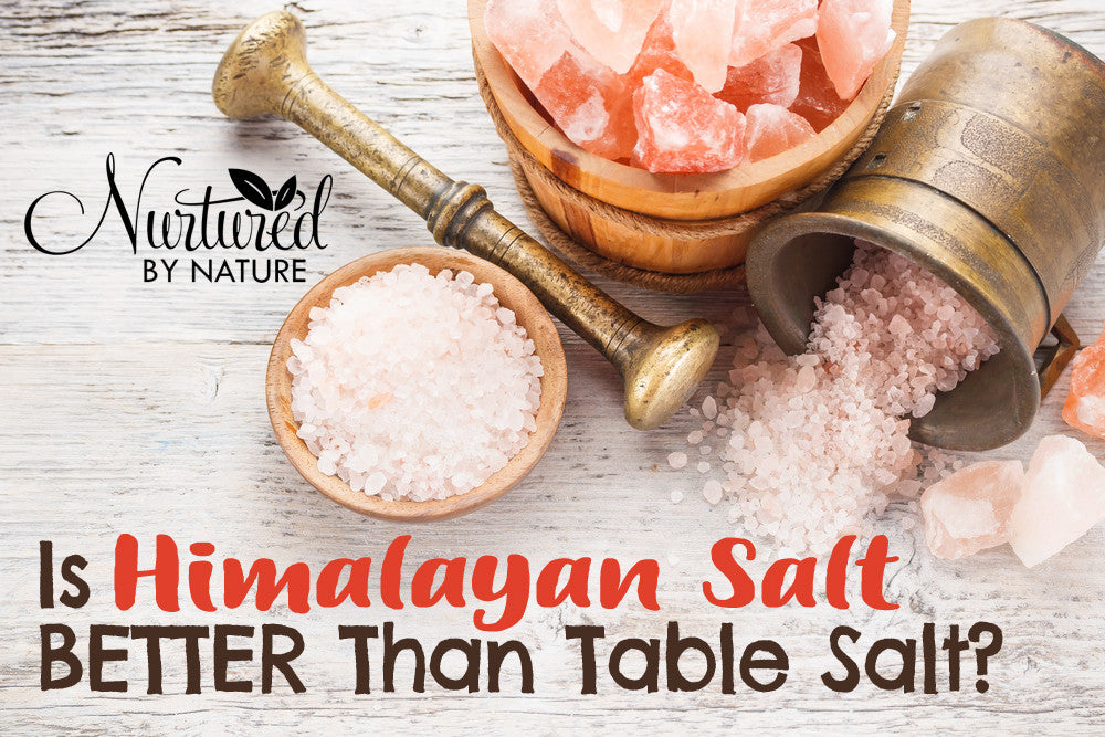 Is Himalayan Salt Better Than Table Salt?