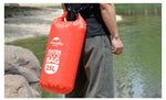 Nature Hike Outdoor Nylon Ultralight Dry Bag 2L 5L 15L 25L in 4 colors