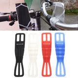 Universal Silicone Rubber Elastic Bike Mount 4 colors