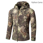 Softshell Military Tactical Jackets Waterproof 7 colors