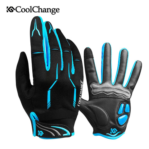 Winter Cycling Gloves Touch Screen GEL multiple colors