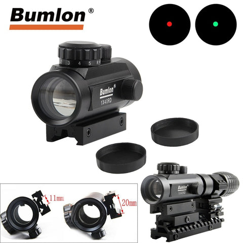 Holographic 1 x 40 Red Dot Sight